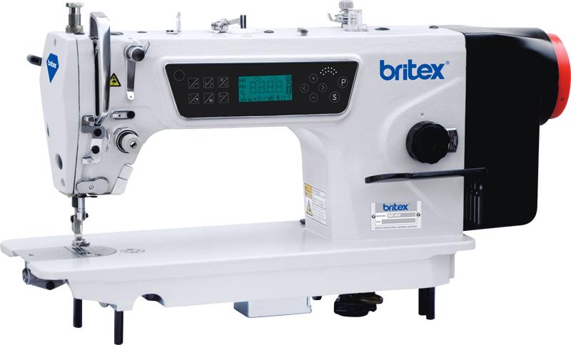 Máy may 01 kim điện tử, cắt chỉ tự động - Hiệu Britex, Model: BR-W4