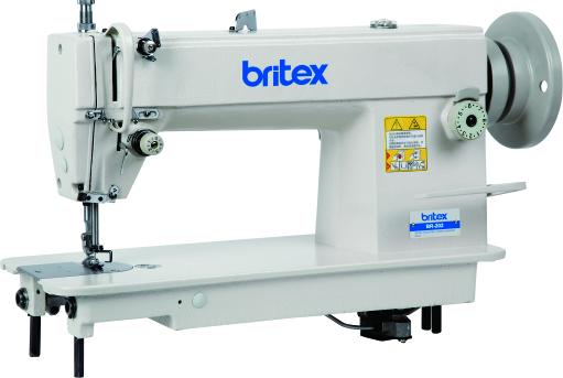 Single needle Lock stitch sewing machine with Big Hook - Britex Brand, Model: BR-202