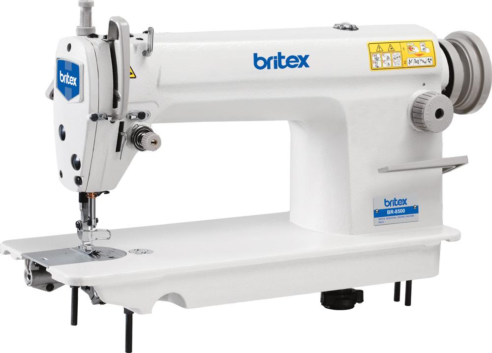 Máy may công nghiệp 01 kim cơ - Hiệu Britex, Model: BR-8500.