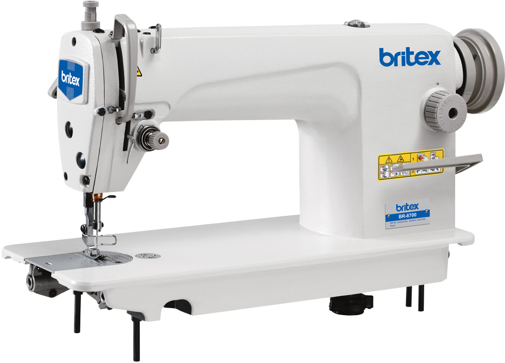 Máy may công nghiệp 01 kim cơ - Hiệu Britex, Model: BR-8700.