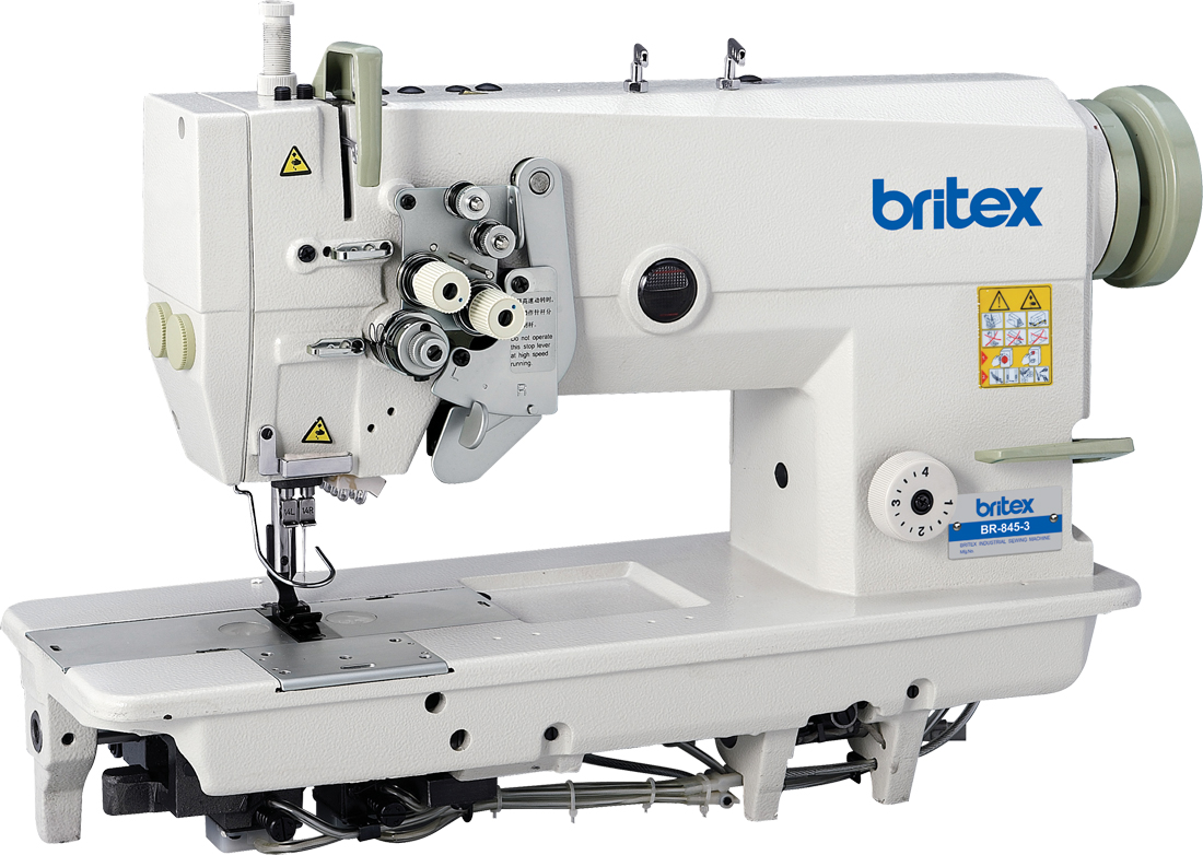 Electronic sewing machine Britex 2 Needle Lock Stick - 845-3