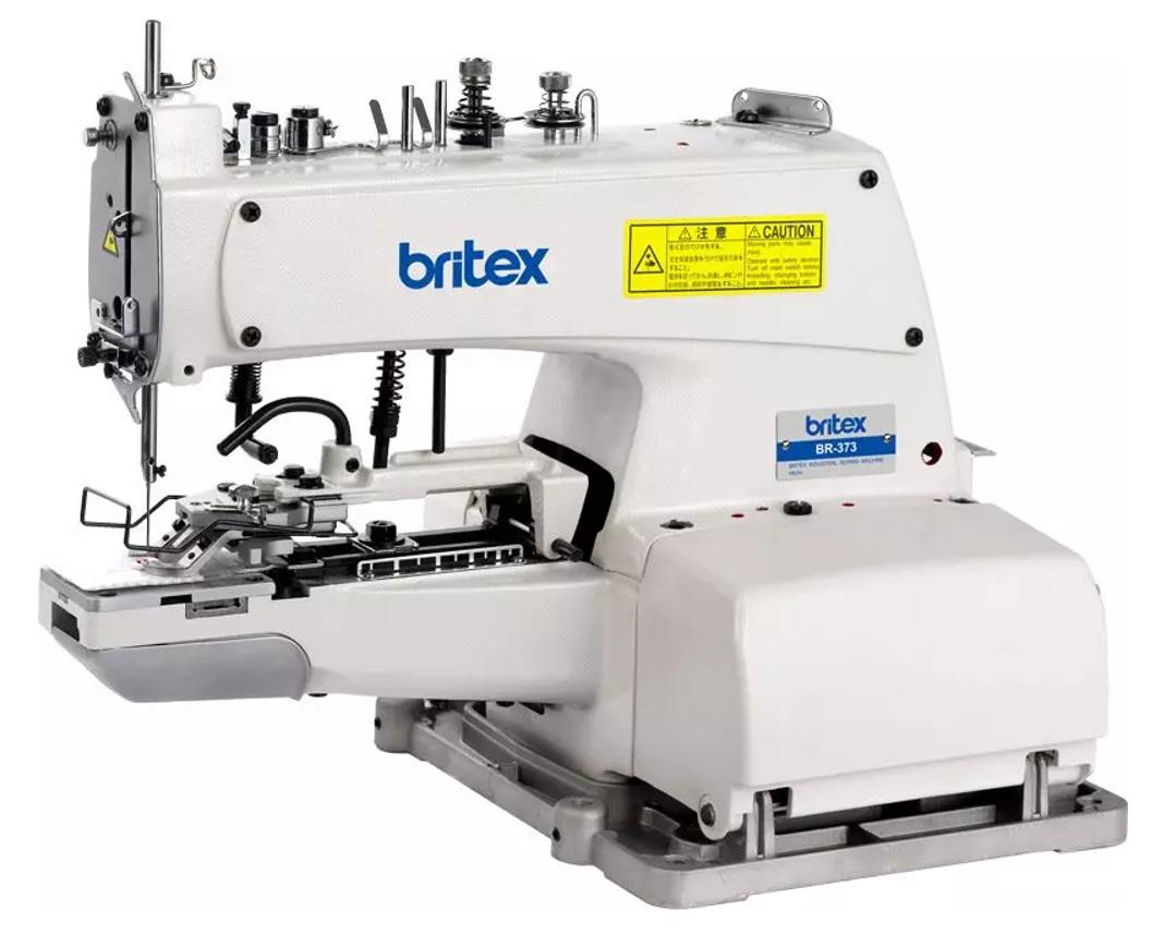Máy đính Nút 01 cam (cam ngang) Liền trục - Hiệu Britex, Model: BR-373D
