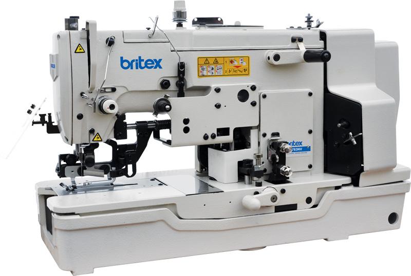 Máy khuy Chỉ đôi và Gimp - Thương hiệu: Britex, Model: BR-783NV
