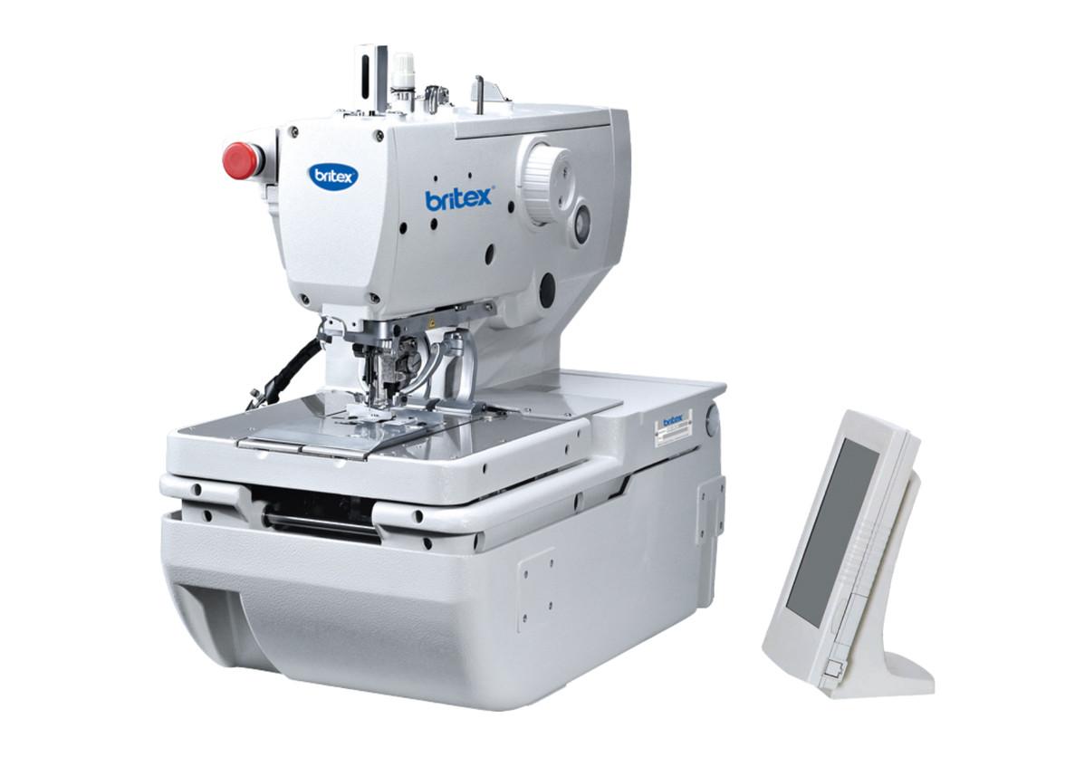 Máy Khuy Mắt Phụng Điện Tử - Hiệu Britex, Model: BR-9820