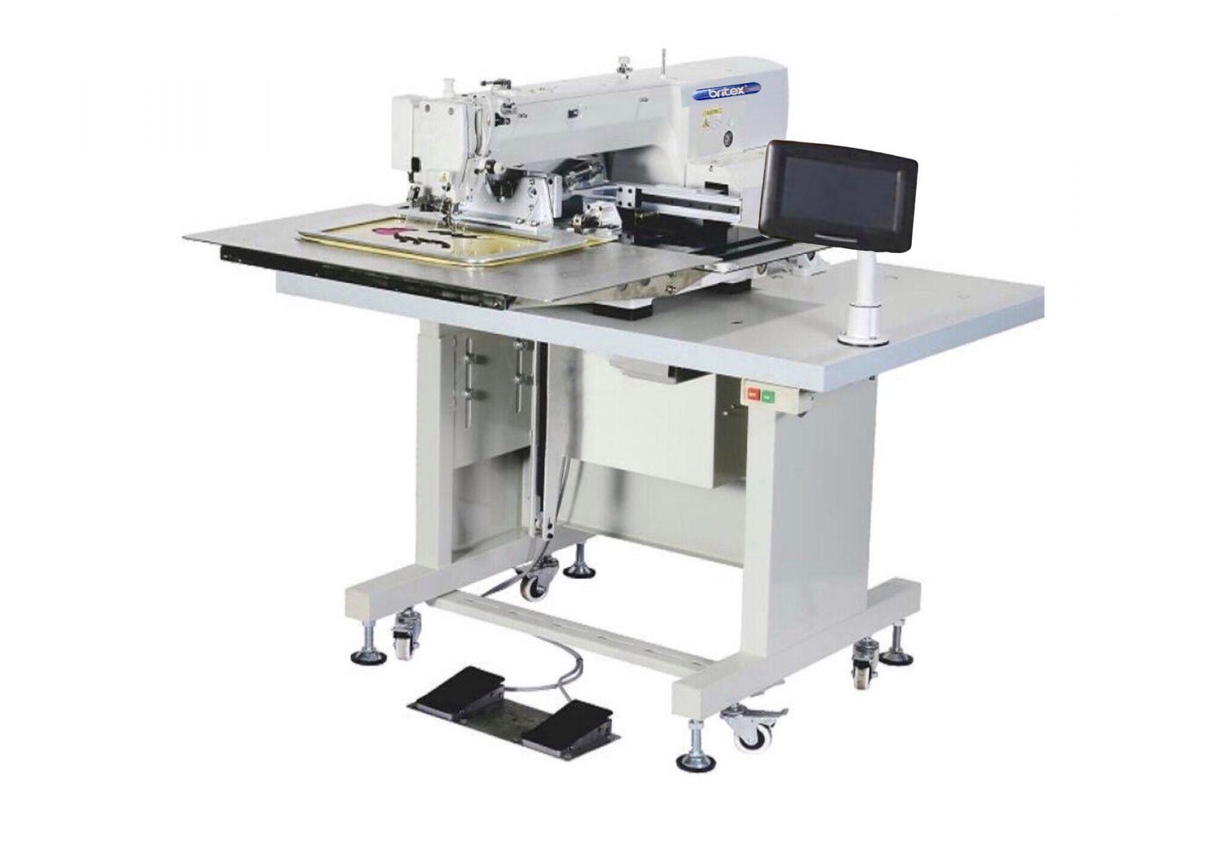 Máy Lập trình khổ 300mmx200mm (Mẫu Brother) - Hiệu: Britex, Model: BR-3020G