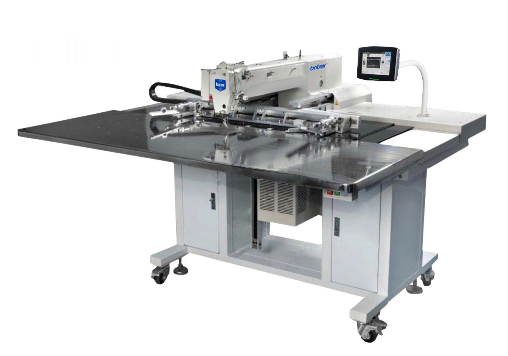 Máy Lập trình khổ 600mmx400mm (Mẫu Brother) - Hiệu: Britex, Model: BR-6040G