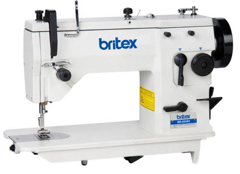 Máy may điện tử Britex Zigzag - 20U33-43-53-63
