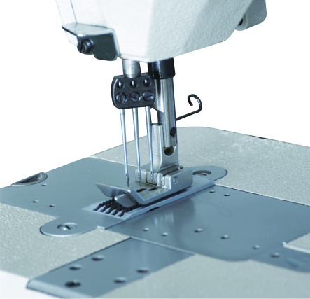 Máy may công nghiệp 03 kim móc xích Có TRỢ LỰC - Hiệu Britex, Model: BR-3800-3PL / BR-3800D-3PL.