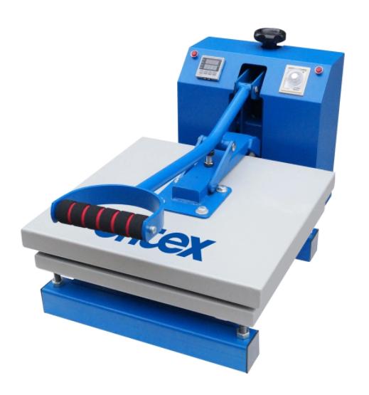 Br-62 Heat Transfer Machine (manual) - Hiệu Britex, Model: BR-62