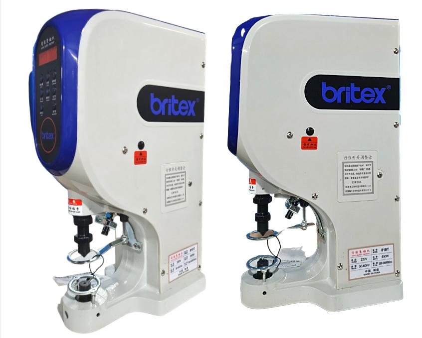 Máy đóng nút đồng - Hiệu Britex, Model: BR-818T