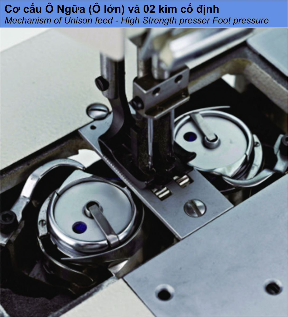 Electronic sewing machine Britex Needle Lockstitch Heavy - 20618