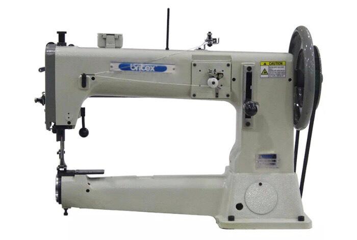 Máy may Công nghiệp 01 kim Trụ Ống Ngang Chân vịt bước Trụ kim bơi - Hiệu: Britex, Model: BR-441